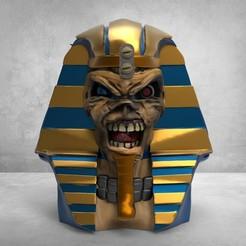 untitled.147.jpg Télécharger fichier OBJ Eddie the Head 3 • Modèle pour imprimante 3D, jctesoro