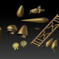 117330772_10224713242243278_3912762287655872085_o.jpg Download STL file fishing chip • 3D printer object, jctesoro