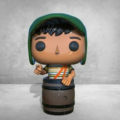 CHAVO1.jpg Download OBJ file youngster • 3D printable design, jctesoro