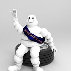 Descargar archivo 3D Michelin, jctesoro