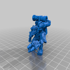 ORK_MECH.png Download free STL file Orc Mech Boi • Object to 3D print, ildhat