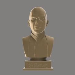 Télécharger fichier impression 3D Lord Voldemort Tom Riddle Harry Potter personnage, Trignessa