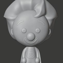 Plim.png Download OBJ file PlimPlim FanArt • 3D printable design, r3sto1790