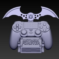 f5.jpg Télécharger fichier STL stand support ps4 control • Objet à imprimer en 3D, CRSTUDIO8305