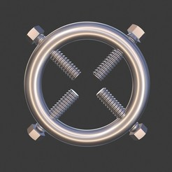 Download 3D printer model nipple clamps 2 bdsm Adult Sex XXX, DiaSky