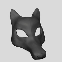 Download 3D printing designs MASK FOR ROLE-PLAYING GAMES, DiaSky