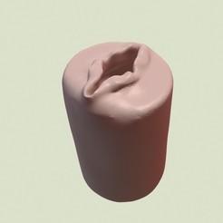 Download 3D printing templates vagina massager for penis / MALE MASTURBATOR VIRGIN bdsm Adult Sex XXX, DiaSky