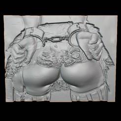 Télécharger fichier STL ART BDSM 3D EFFECT 3D ass girl TIT ANIME 14 3D PENDANT IMAGES DE FUTURES, NAKED GIRL BDSM ADULT SEX XXX, DiaSky