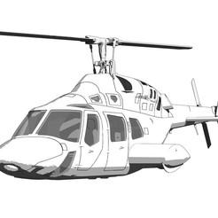 1.jpg Download STL file 3D printed Bell222, Mechanik TRex 450 DFC RC • 3D printing template, dreagon29
