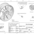 Imprimir en 3D RC Fenestron H-145 para TRexv450 3D Print, dreagon29
