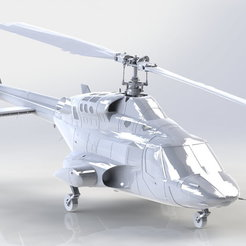 Download STL files  Airwolf 3D Print Modell for Kids, dreagon29