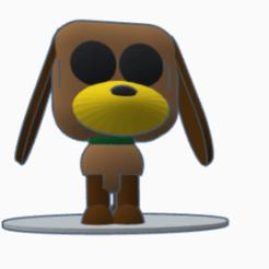Download 3D model funko pop slinky dog of toy story, mateocortinakatz