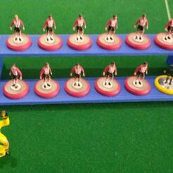 7c3f07ef-b94a-4ade-b214-dba3cdde95cb.jpg Download STL file Support for painting subbuteo players or display • 3D printer design, vadi3d