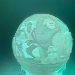 a9ddc479-b038-4d7b-ad19-0b9e24498b4b.jpg Download STL file LION KING DISNEY NIGHT LIGHT LITHOPHANE • 3D print design, vadi3d