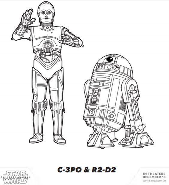 c3po  r2d2.jpg Télécharger fichier STL gratuit R2D2 Y C3PO • Plan pour impression 3D, ReGa