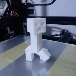 720X720-20190916-220959.jpg Download free STL file Minecraft Creeper • 3D printable model, Alex_Torres
