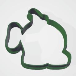 Bomb.png Télécharger fichier STL Silhouettes de Mario Cookie Cutter • Plan à imprimer en 3D, tamtrieu20