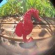 Download free STL file Seahorse Deco, VinDau