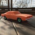 Download STL files 1:12 RC Muscle Car Dodge Charger, StereoRasta