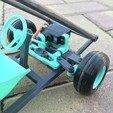 Impresiones 3D Kart RC Go, StereoRasta