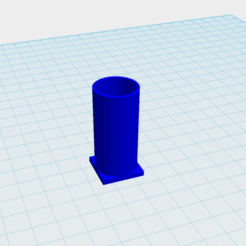 Download free 3D printing designs pen holder, designcorner