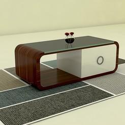 Download 3D printer designs Tea Table modern, balaji