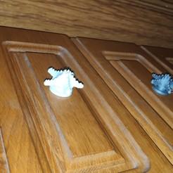 Download 3D printing templates furniture handle, ldstec3d