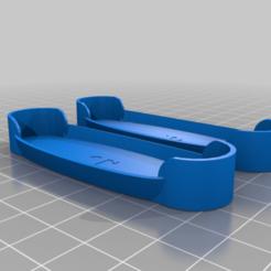 Mavic_Mini_Prop_Covers.png Download free STL file DJI Mavic Mini Prop Guards - Fixed • 3D printing template, electrosync