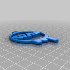 WAP_Keyring.png Download free STL file WAP Keyring • 3D printable template, electrosync