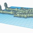 esqueleto 1.png Télécharger fichier STL gratuit ossature • Design imprimable en 3D, brayanrosas94