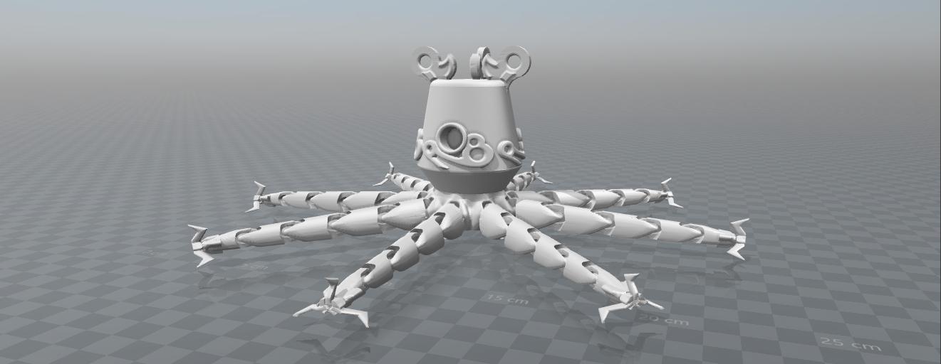 Sin título.png Download free STL file zelda guardian • 3D printable model, brayanrosas94