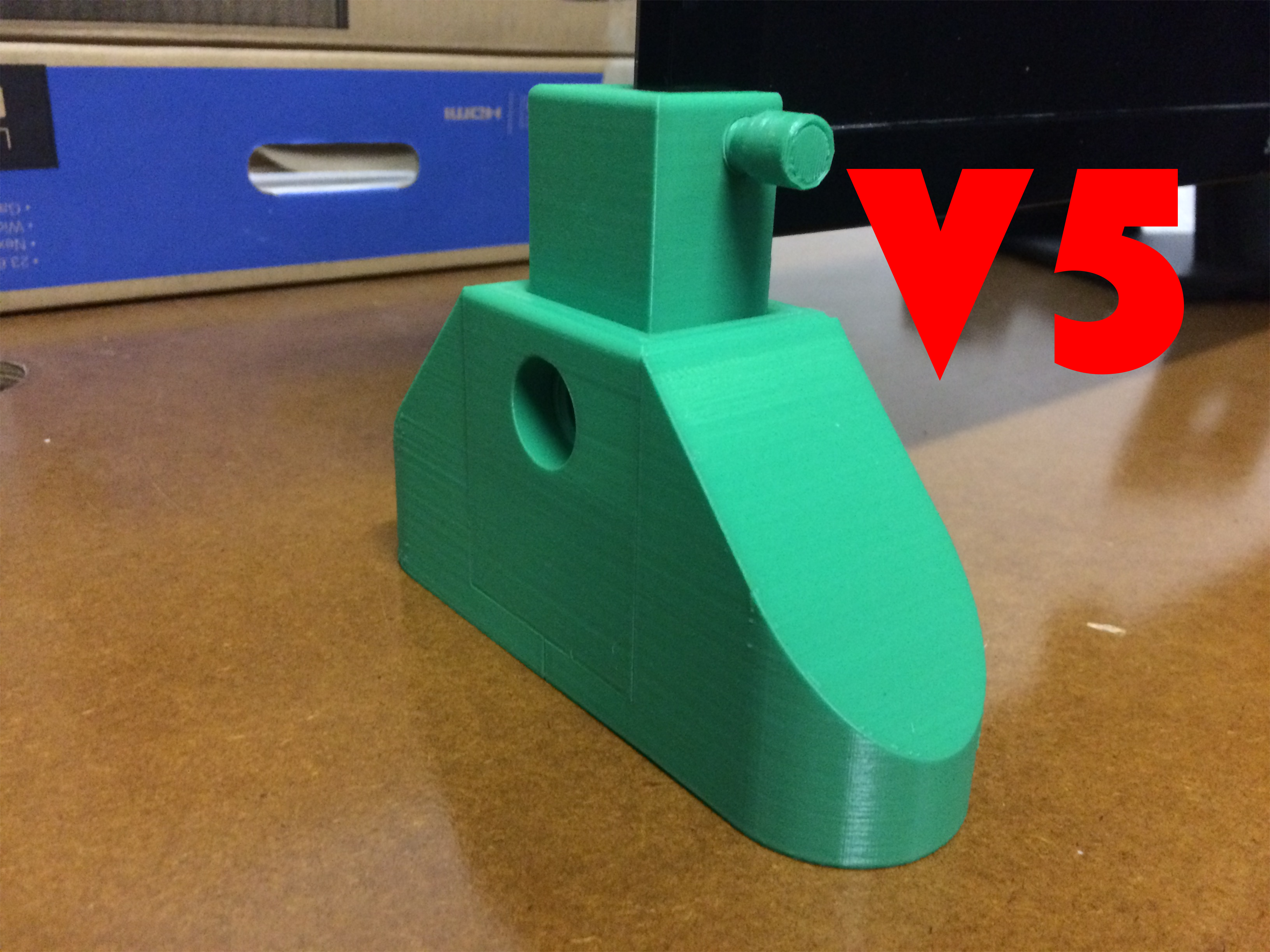 V5_1.png Download free STL file Monitor Stand / Legs  • 3D print model, jono207