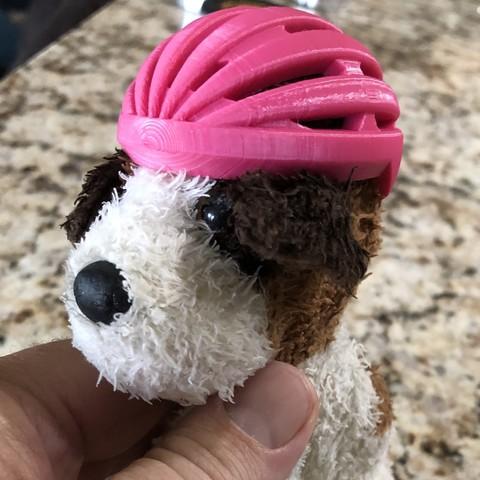 3D print Bike Helmet ・ Cults