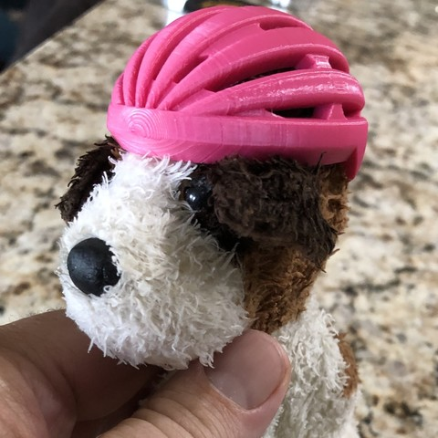 Download free STL file Bike Helmet • 3D printable object, CyberCyclist