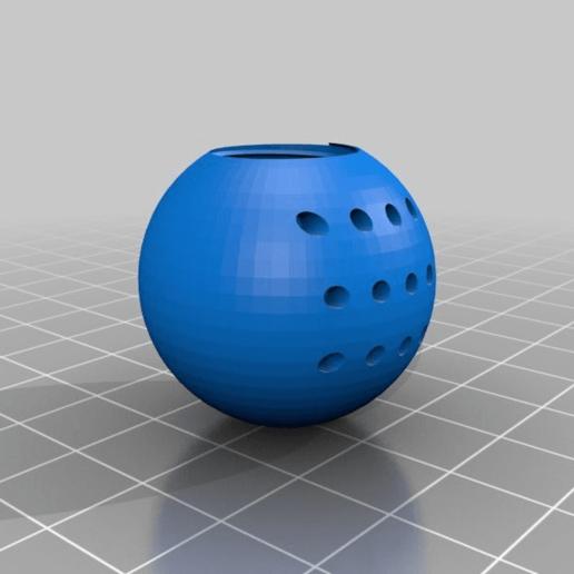 Download free 3D printing designs Zastavans Kitty Ball, Zastavan