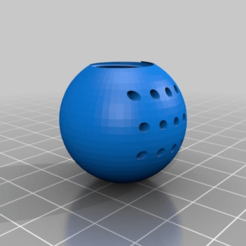 Download free 3D printing designs Zastavans Kitty Ball, Zastavan