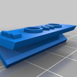 "Download free 3D printing designs OwO ""Whats This?"", Zastavan"
