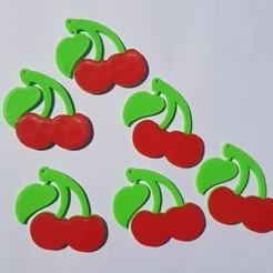 WhatsApp Image 2020-10-26 at 13.17.05.jpeg Download STL file Cherry rings • 3D print model, Todo3DJunin