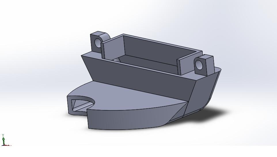 difusor 1.jpg Télécharger fichier STL gratuit BUSE DE VENTILATEUR D'EXTRUDEUSE • Design pour impression 3D, pinzonjoseluis91