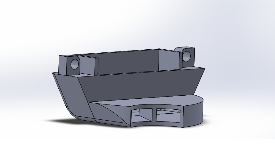 difusor 2.jpg Télécharger fichier STL gratuit BUSE DE VENTILATEUR D'EXTRUDEUSE • Design pour impression 3D, pinzonjoseluis91