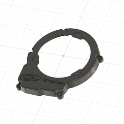 Cache Allumage am6 Beta.png Download STL file Ignition cover AM6 Beta • 3D printable design, rritter11