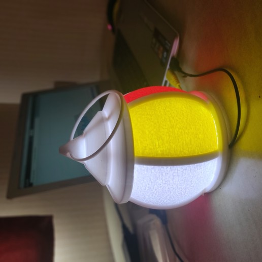 Download free 3D print files lamp, mihailambru