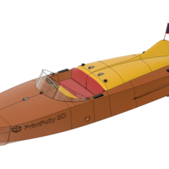 8.png Download free STL file RC Boat MONCY • 3D printable template, Tomkanovik