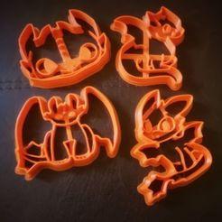 Imprimir en 3D chimuelo,como entrenar a tu dragón ,galletas, cookie,galletas,How to Train Your Dragon, Cutkies