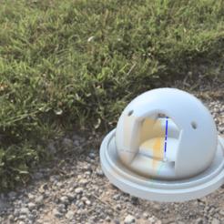 oiseaux v7.png Télécharger fichier STL gratuit Mangoire à oiseaux v2 • Plan à imprimer en 3D, olivhood