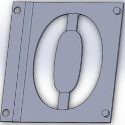 Download 3D print files Stencil numbers, jeduardogo18