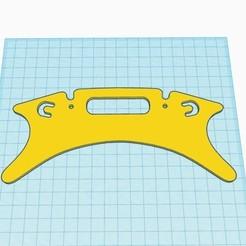 Névtelen 2.jpg Download STL file Kite Dual-Line Winder • 3D print design, niethammer