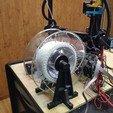 Télécharger plan imprimante 3D gatuit Rouleau de bobine avec paliers, Albuquerque