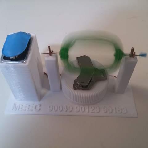 DIY Electric motor