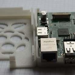 Télécharger fichier impression 3D gratuit Étui Pi framboise, Urukog